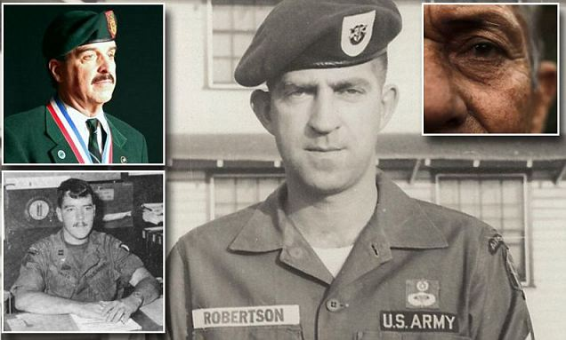 Missing Vietnam vet Sgt. John Hartley Robertson is a fraud. Real identity revealed as Dang Tan Ngoc.