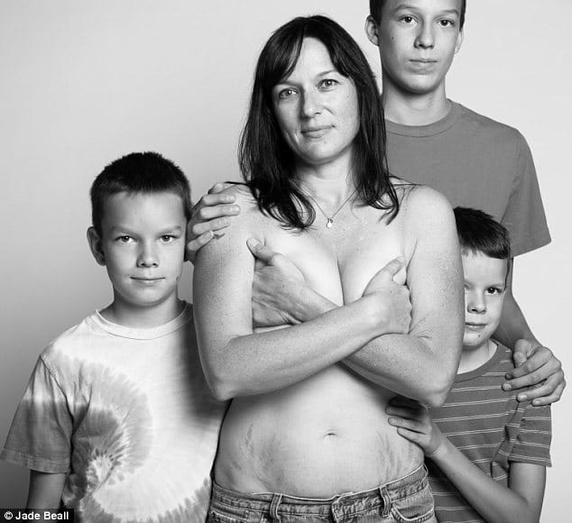 family nudes № 42630