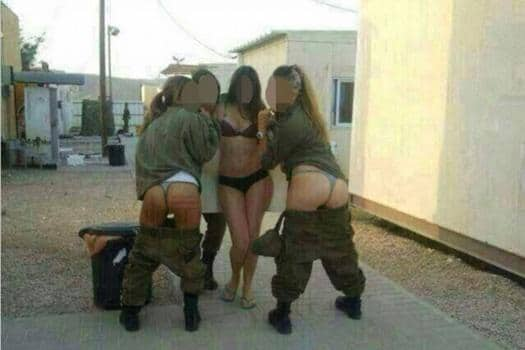 Female Israeli Soldiers Pictures Nude 23