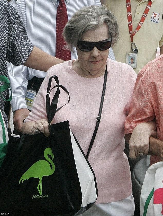 Why 84 year old Gloria C. Mackenzie deserved to win the $590 million powerball jackpot.