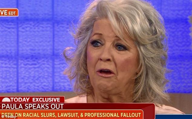 Paula Deen tells Matt Lauer she does not like niggers at all.