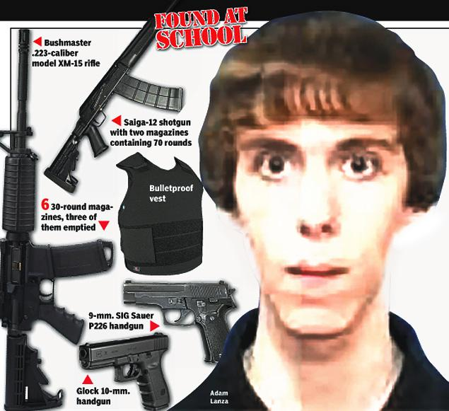 Adam Lanza: Adam Lanza Was Obsessed With Correcting Wikipedia Articles