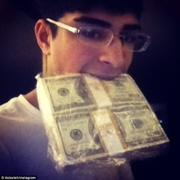 Lavish P instagrams pictures of wealth but is he just a fake?