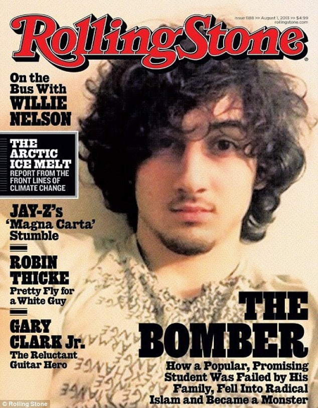 Was Rolling Stone wrong to idolize Boston bomber Dzhokhar Tsarnaev?