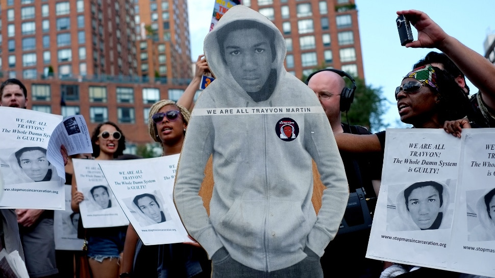 We are not Trayvon Martin tumblr page prompts suspicion.