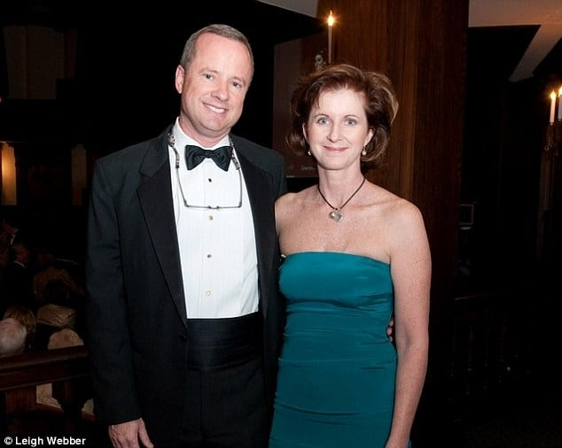 Christopher Latham, Ex Bank of America executive, charged with plotting to kill estranged wife.