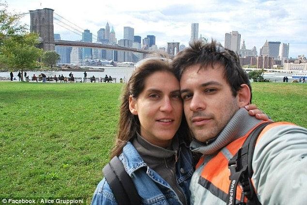 Venice boardwalk beach crash leads to arrest. Honeymooner killed, eleven injured.