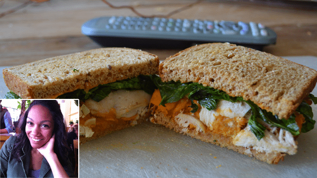 NY Post reporter, Stephanie Smith promises to make boyfriend 300 sandwiches until he marries her.
