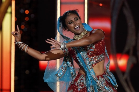 Miss America Nina Davuluri is widely hated because she is a foreigner.