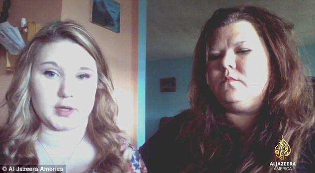 Marryville rape victim Paige Parkhurst speaks; No one supported us.