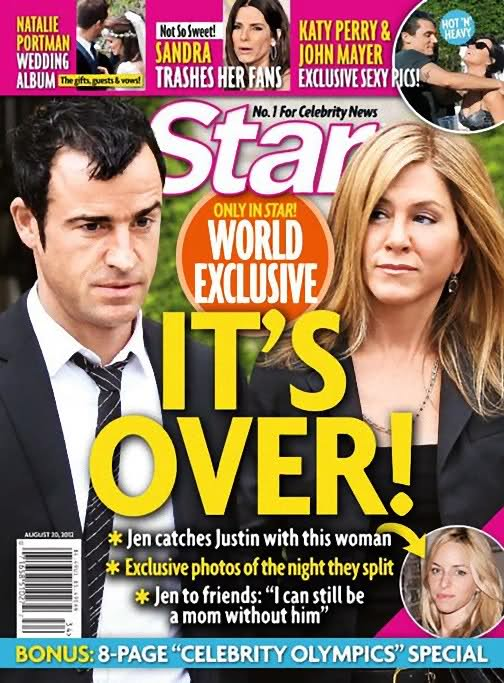 Have Jennifer Aniston and Justin Theroux secretly split?
