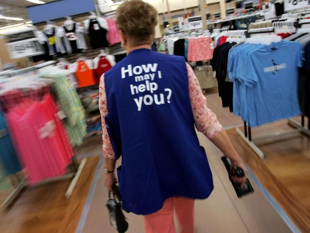 Wal Mart employees go on strike to protest shitty life while you shop your heart out.