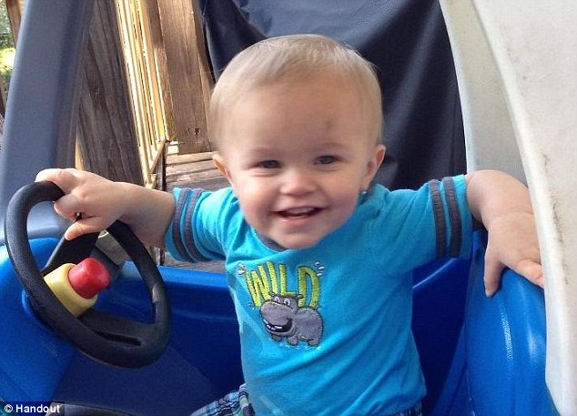 Aiden Calvo, toddler beaten to death leads to both parents accusing each other.