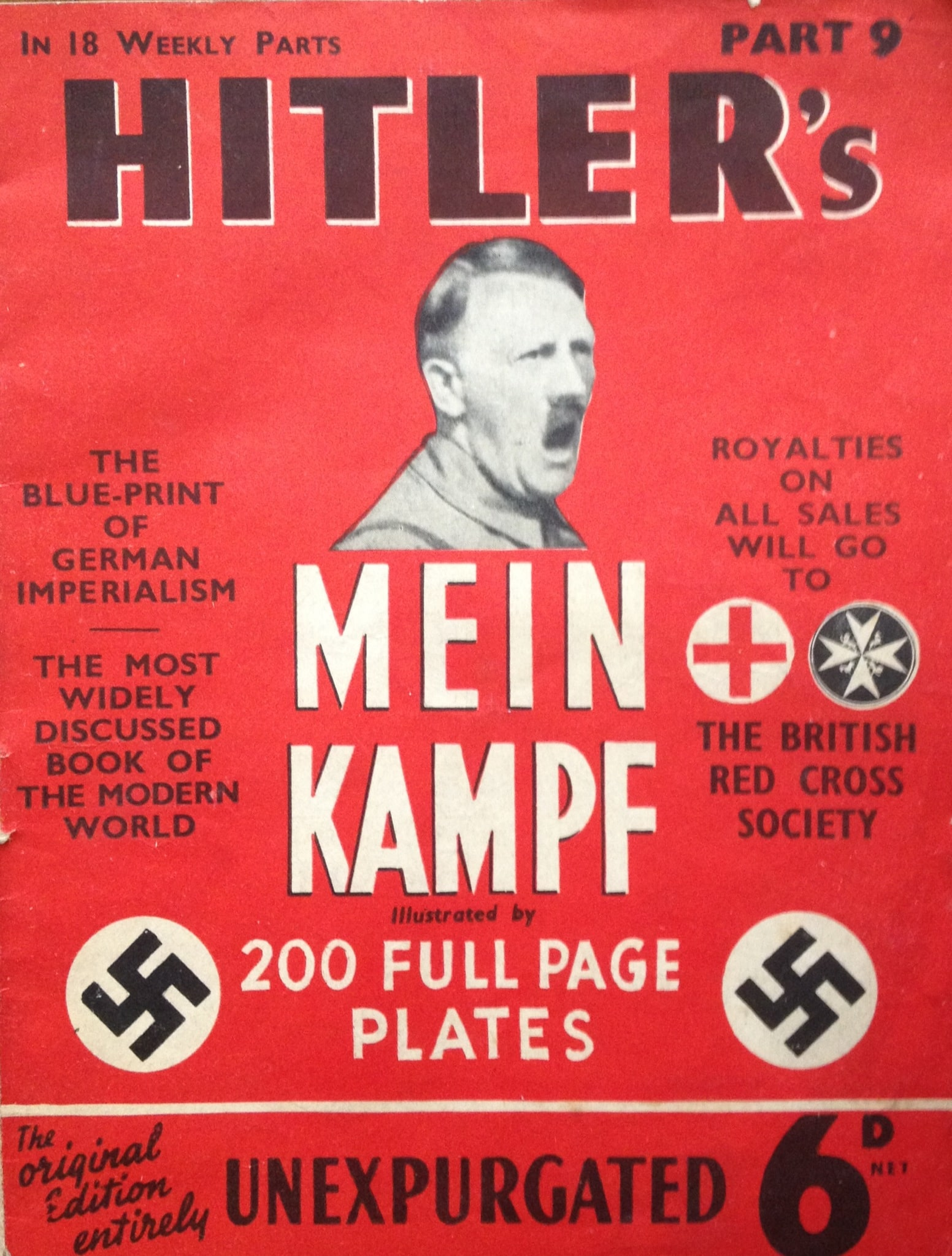 hitlers mein kampf In january 2016, the institute of contemporary history released the first reprint of adolf hitler's mein kampf since world war ii one year on, the german publisher says the book has sold some 85,000 copies and spent 35 weeks on der spiegel non-fiction best-seller list.