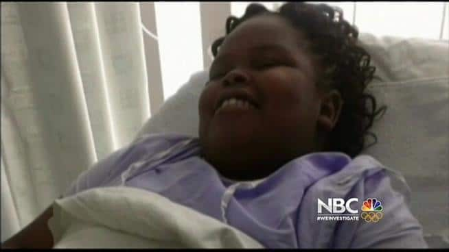 Body of Jahi McMath released to mother. Search for facility underway.