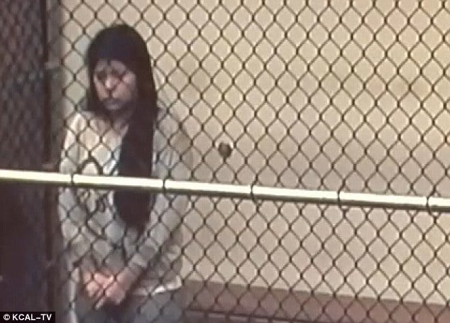 Vanessa Tapia Zavala charged with the murder of Kim Pham. Im not guilty.