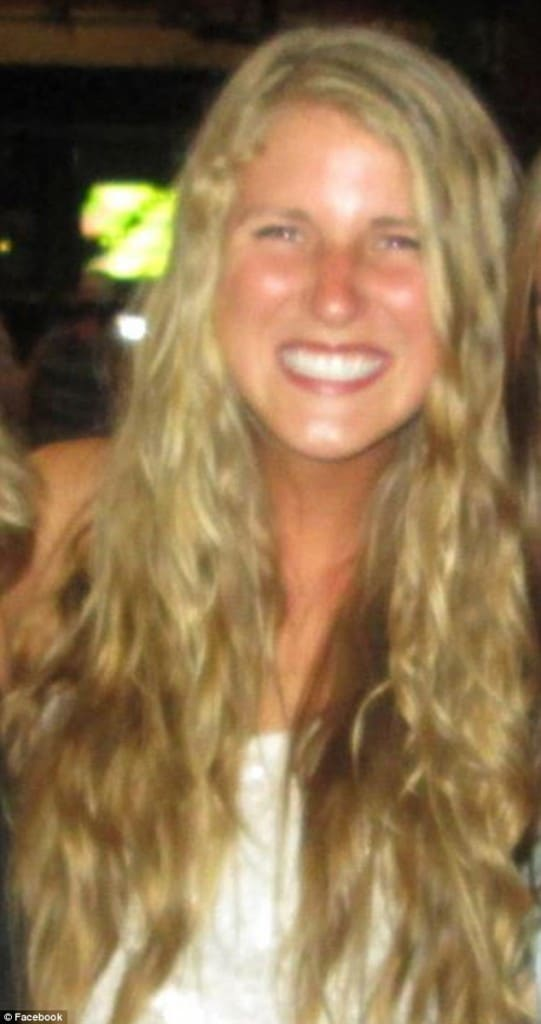 Meredith Powell, math teacher rapes two student boys and sends pictures to a third.