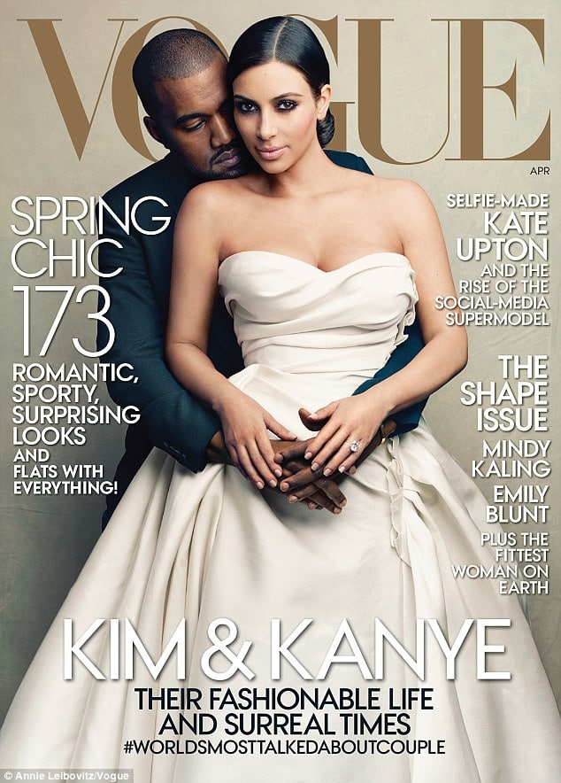 Anna Wintour on why Kim Kardashian got Vogue cover: I am a sell out