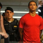 Bruno Fernandes de Souza, Brazilian soccer player applies twelve months after twenty two year sentence for murder of girlfriend to play again.