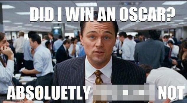 Oscars Best Movie Car Screw Up