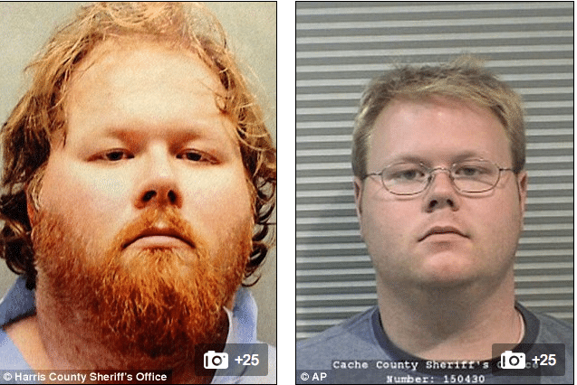 Ron Lee Haskell killed his ex wives family cause he was jealous of their perfect lives