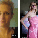 Danielle Saxton, pregnant woman arrested after posting stolen dress selfie on Facebook
