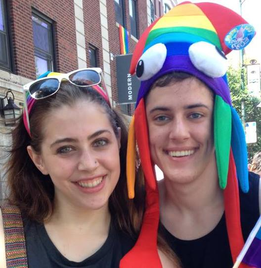 Kate Koenig, Lesbian college student cut off tuition financing after parents shock discovery