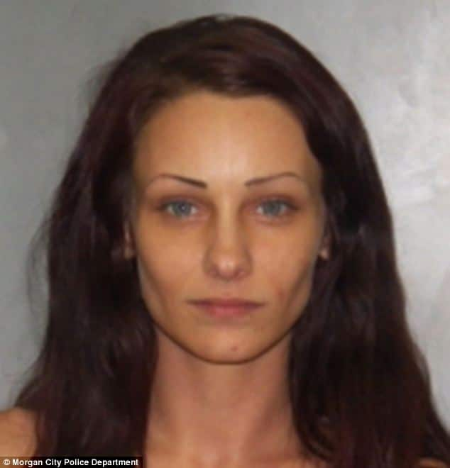 Devan Serpa charged with obscenity after exposing her genitals