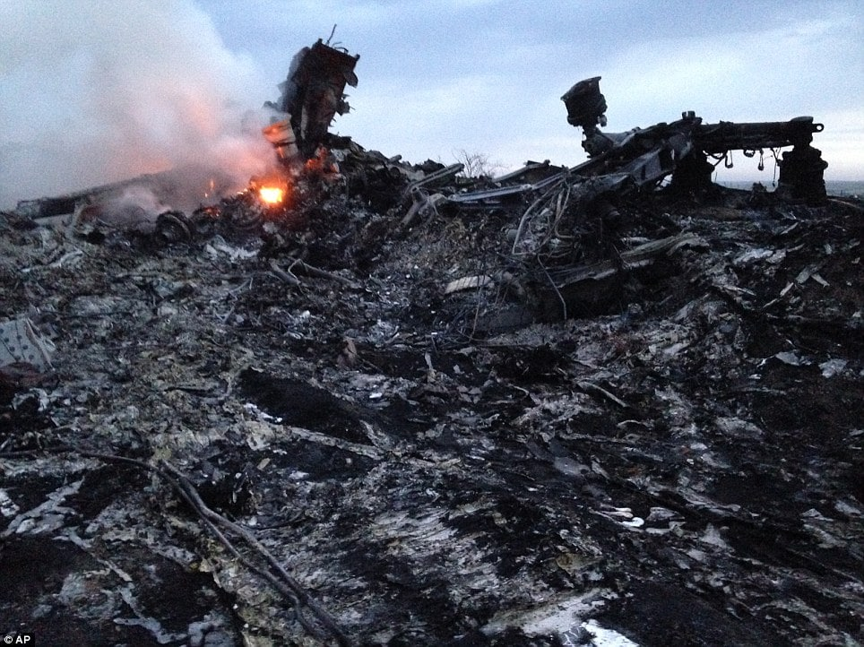 Malasysian Airlines MH17 plane carrying 295 shot down. Whos to blame?