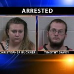 Oh really? Christopher Buckner and her half brother have sex in parking lot