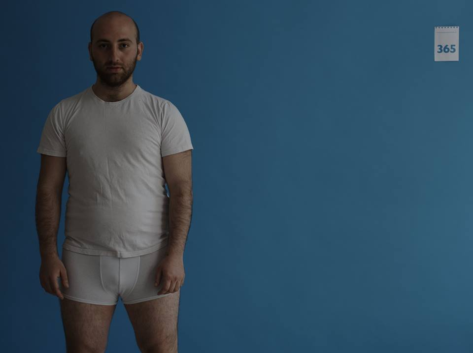 Mischa Badasyan, Berlin performance artist to have sex every day for a year