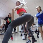 Siberia's Fraules Dance Center becomes twerk sensation. Parents begging to have daughters admitted.