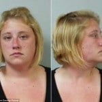Arrested. Did Melissa D Barton, mother claiming cancer scam people?