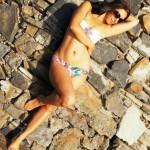 Olga Lyulchak, Ukrainian politician laughs off her naked leaked images.