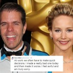 Jennifer Lawrence naked 4chan fake spat with Perez Hilton
