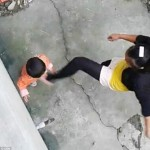 Video: Chinese stepmother whips and kicks toddler for wetting herself. Cops do nothing