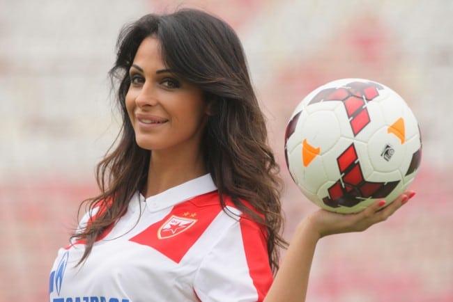 reporter soccer