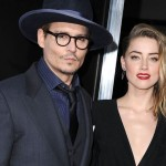 Johnny Depp drunk. Amber Heard may break up now