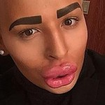 Jordan James Parke, male Kim Kardashian wannabe spends $150K to look like her