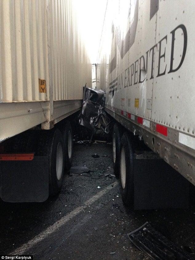 Facebook Texas Teen Survives Car Crash