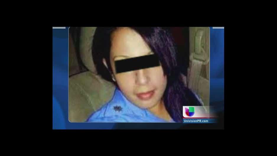 cynthia marrero pomales female puerto rican cop suspended photos