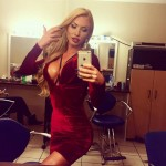 NSFW: Loredana Chivu, Romanian Playboy's father kills self after discovering her pictures