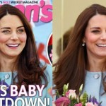 Kate Middleton Woman's Day magazine cover photoshop fail: 'Is that me really on the cover?'
