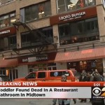 Why did Latisha Fisher kill her baby son at midtown restaurant bathroom?