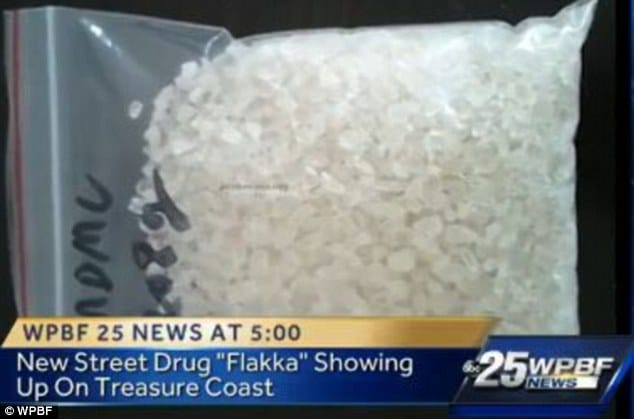 Flakka Five Dollar Insanity Drug New Drug Of Florida More Powerful Than Ba