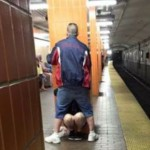 Philip Urban: Boston subway blowjob platform passenger arrested