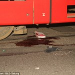 German man's arm and both legs ripped off after dragged by tram for six stops