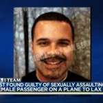 Father Marcelo De Jesumaria convicted of sexually assaulting sleeping woman on flight