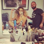 Chrissy Teigen posts another topless photo: I dare you instagram