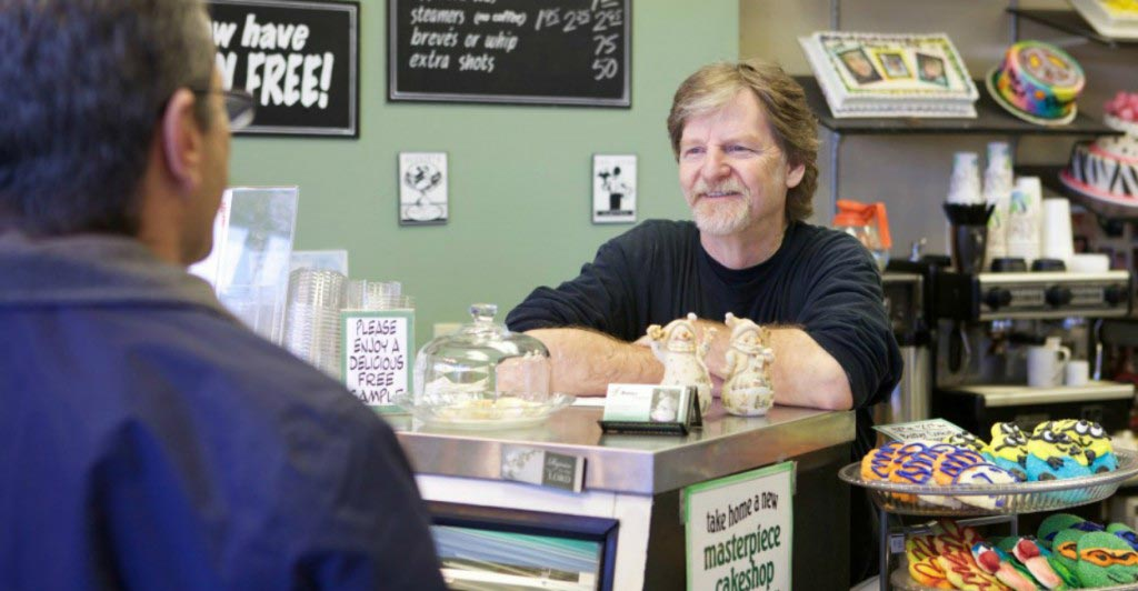 Right Ruling Colorado Christian Baker Not Allowed To Use